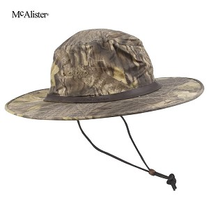 McAlister Grand Prairie Hat - Break-Up - Size Medium