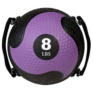 Champion Rhino 8 Lb Ultra Grip Medicine Ball