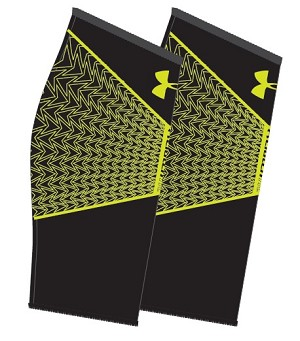 Under Armour Mens Soccer Shinguard Sleeves
