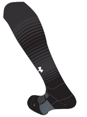 Under Armour Youth Global Performance Over-The-Calf Soccer Socks