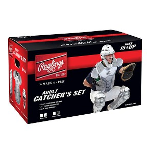 Rawlings Adult Velo Adult Catchers Set