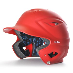 All Star System Seven Matte Painted Batting Helmet