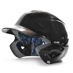 All Star System Seven Youth Solid Molded Batting Helmet