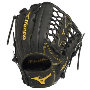 Mizuno Pro Limited Glove 12.75'' GMP700BK Outfield Baseball Glove