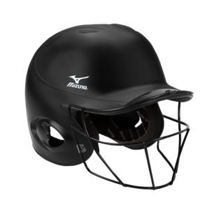 Mizuno Prospect Girls MBH600 Batters Helmet with Fastpitch Face Mask
