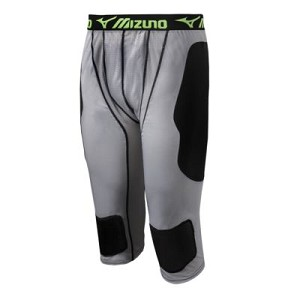 Mizuno Mens Long Sliding Baseball Short 350368