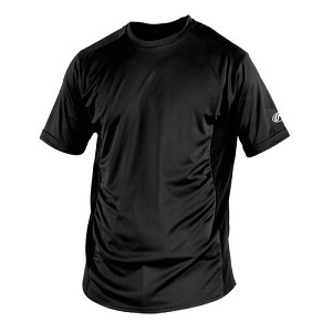 Rawlings Adult Short Sleeve Crew Neck Performance Shirt