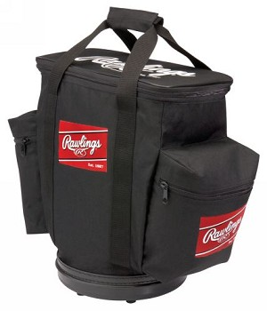 Rawlings Bucket Baseball Ball Bag