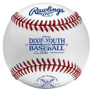 Rawlings Dixie Youth Competition Grade Baseballs