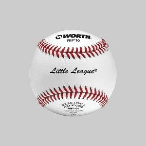 Rawlings Level 10 Little League Training Baseballs