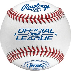 Rawlings High School Game Raised Seam Baseballs