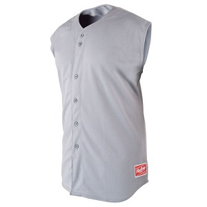 Rawlings RSJ150  Full-Button Vest