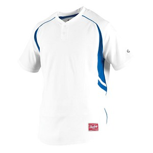 Rawlings YROAD Youth 2-Button Jersey