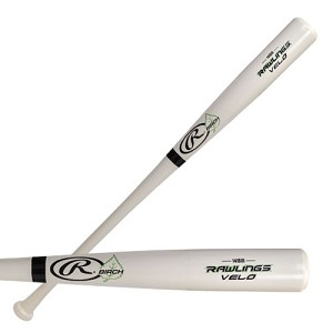 Rawlings VELO Birch Baseball Bat