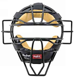 Rawlings Solid Wire Umpires Mask
