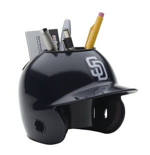 Schutt San Diego Padres Desk Caddy Mini