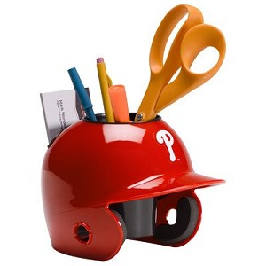 Schutt Philadelphia Phillies Desk Caddy Mini