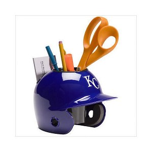 Schutt Kansas City Royals Desk Caddy Mini