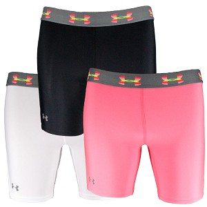 Under Armour Womens Strike Zone Sliding Shorts