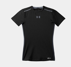 Under Armour Boys Sonic Fitted Shirt