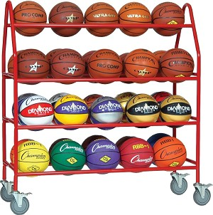 Champion Pro Ball Cart