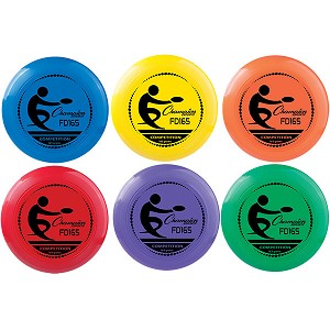Champion 165 Gram Competition Plastic Frisbee