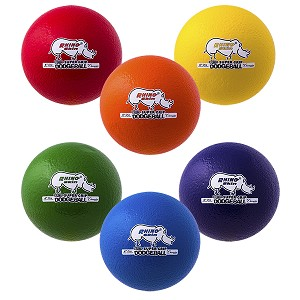 Champion 6 Inch Rhino Skin Ultramax Ball Set
