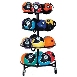 Champion Sure FIt Medicine Ball Cart Rack