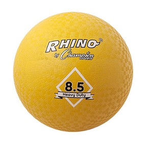 Champion 8.5 Inch Heavy Duty Playground Ball Yellow