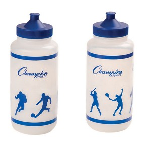 Champion Squeeze Water Bottle