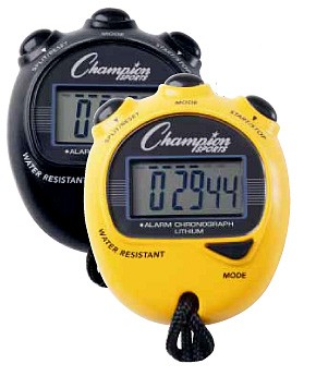 Champion Big Digit Stopwatch