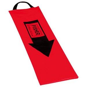Fisher Football Target Markers