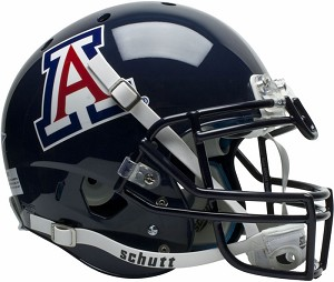 Schutt Arizona Wildcats XP Authentic