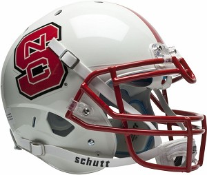 Schutt North Carolina State Wolfpack XP Authentic
