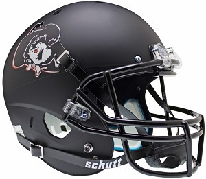 Schutt Oklahoma State Cowboys XP Authentic Alt 4