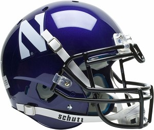 Schutt Northwestern Wildcats XP Authentic