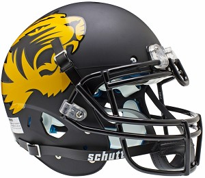Schutt Missouri Tigers XP Authentic Alt 1