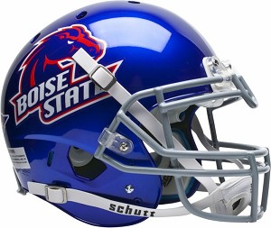 Schutt Boise State Broncos XP Authentic
