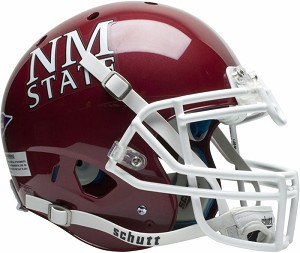 Schutt New Mexico State Aggies XP Authentic
