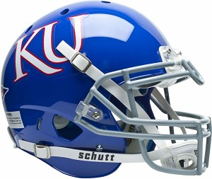 Schutt Kansas Jayhawks XP Authentic