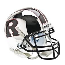 Schutt Rutgers Scarlet Knights XP Authentic Alt 5