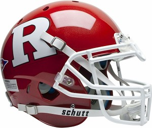 Schutt Rutgers Scarlet Knights XP Authentic
