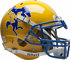 Schutt McNeese State Cowboys XP Authentic