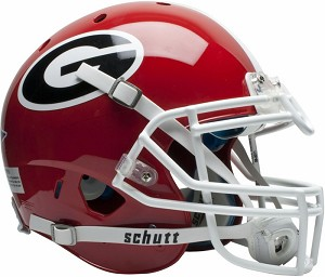 Schutt Georgia Bulldogs Replica