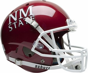 Schutt New Mexico State Aggies Replica