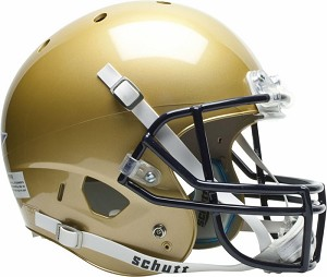 Schutt Navy Midshipmen Replica
