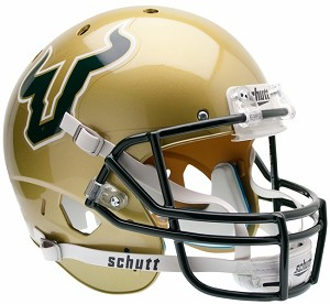 Schutt South Florida Bulls Replica