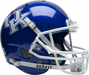 Schutt Kentucky Wildcats Replica