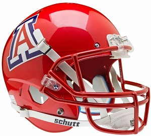 Schutt Arizona Wildcats XP Replica Alt 3