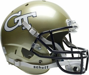 Schutt Georgia Tech Yellow Jackets XP Replica